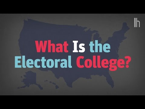 How The Electoral College Works, And Why America Has One