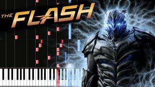 The Flash - Savitar Themes | Piano Tutorial + Sheets