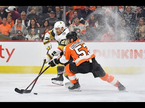 Reviewing Golden Knights vs Avalanche, Flyers vs Lightning Round Robin Games