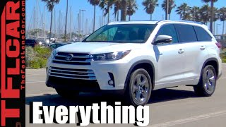 2017 Toyota Highlander Hybrid Review: Everything You Ever Wanted to Know