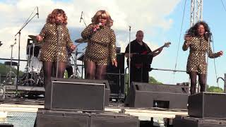 """The Original Vandellas """"Nowhere To Run""""  Motown On The River July 28, 2018"""