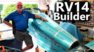 RV Aircraft Video - Vans RV14 Builder House Call - David Hays