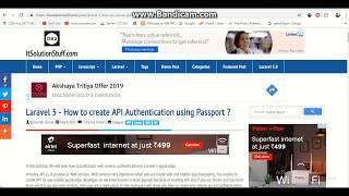 laravel passport - मुफ्त ऑनलाइन वीडियो