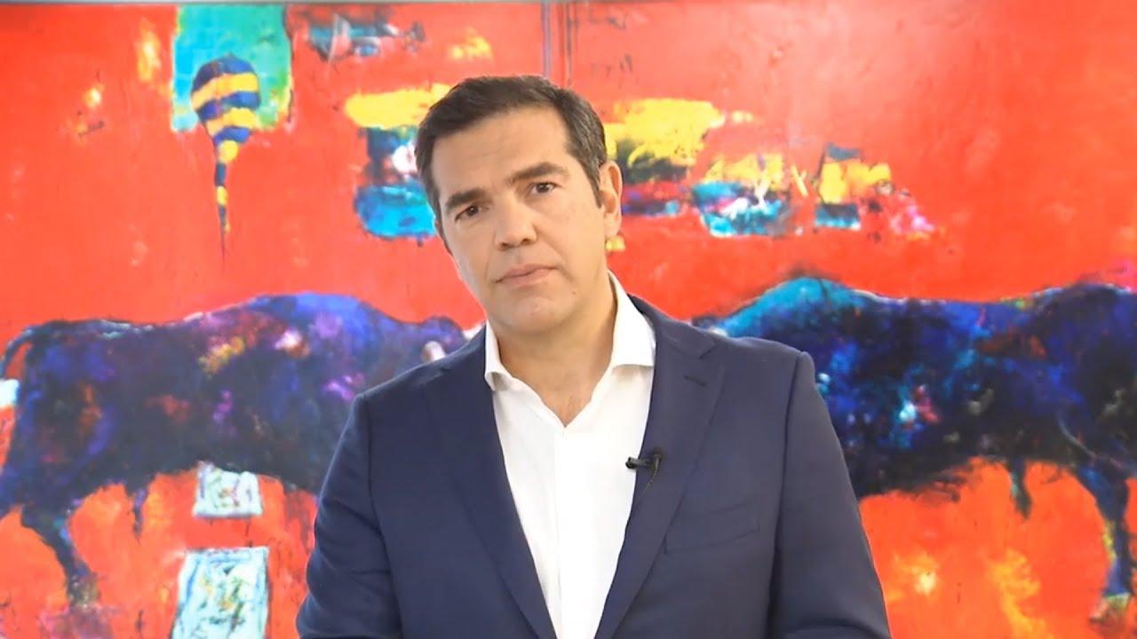 Δήλωση για τα επεισόδια στη Ν. Σμύρνη του προέδρου του ΣΥΡΙΖΑ  – Προοδευτική Συμμαχία, Αλέξη Τσίπρα