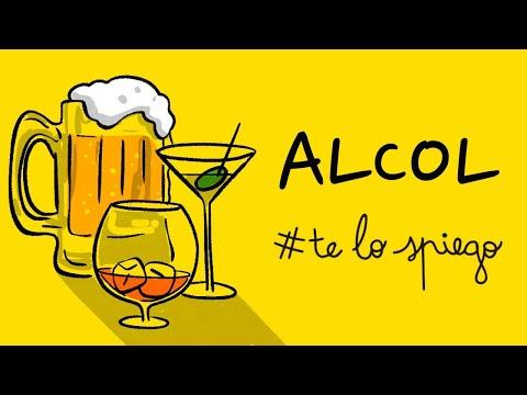 La codificazione da alcool protezione chimica