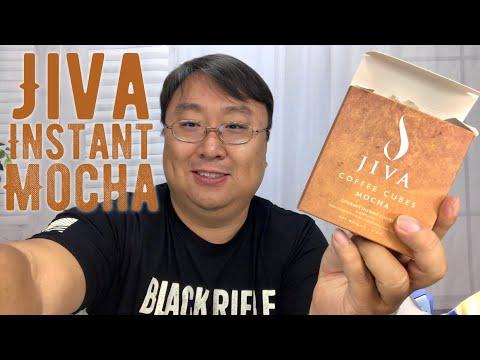Jiva Freeze-Dried Colombian Arabica Mocha Coffee Cubes Review