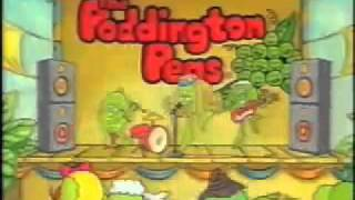 The Poddington Peas, theme, 1989