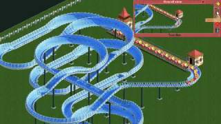 RCT2 Bobsleigh Tutorial