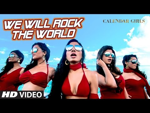 We Will Rock The World - Meet Bros Calendar Girls  Neha Kakkar