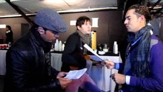 """Previa """"Que canten los niños"""" por Axel, Fonsi y David Bisbal"""