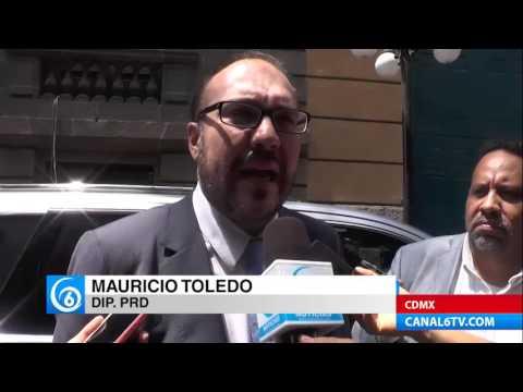 Comparece el delegado de Tláhuac