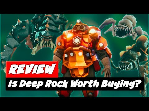 Deep Rock Galactic Review | Is This Game Worth Buying