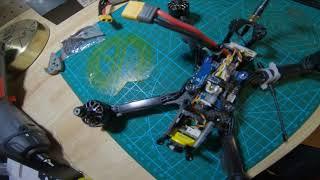Nazgul 5 - 6s Custom Build FPV