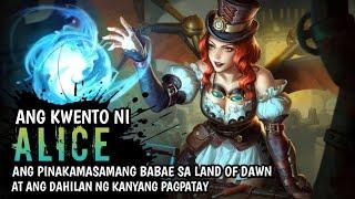 Ang Kwento Ni Alice | Mobile Legends Pinoy Story