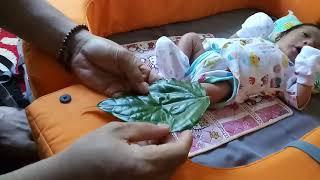 Cara Membuat Lesung Pipi Pada Bayi