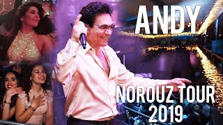 Andy - Janeh Janan (Live at Norouz Tour 2019) (Клипхои Эрони 2019)