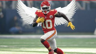 """Tyreek Hill Mix """"Come And Go"""" (Juice Wrld)"""