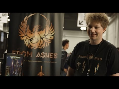 "SXSW Gaming | Meet The Art Institutes Student Team ""From Ashes"""