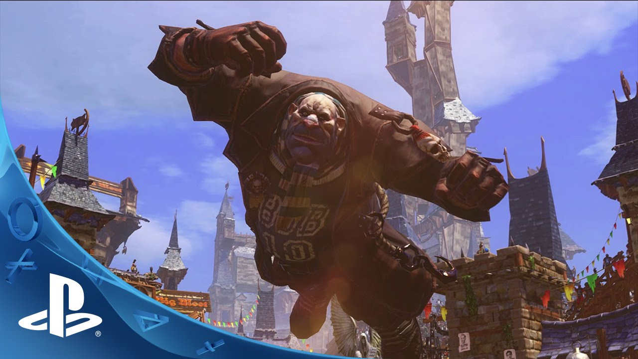 Blood Bowl 2 Coming to PS4 September 22nd