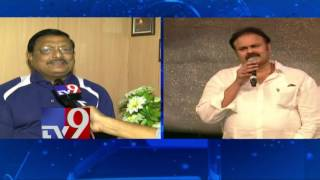 Yandamoori Reacts To Naga Babu Comments  TV9