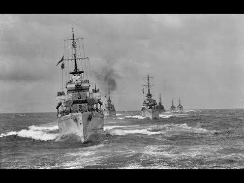 Destroyers - Interwar development and design (1918-1939)
