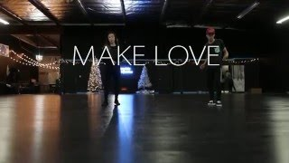 Chris Brown - Make Love Choreography (Royalty) | Chris Zou