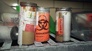 Biohazardous Samples Left Behind - Exploring An Abandoned Prison Hospital (Part 2)