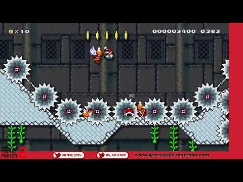 Ryfalgoth sur Mario Maker 2 #4
