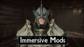 Skyrim: How The Elder Scrolls 5 Was NEVER Meant to be Played – 5 Immersive Skyrim Mods #5