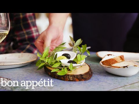 Go Through the Entire 19-Course Tasting Menu of a Michelin-Starred Barcelona Restaurant