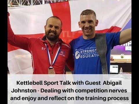 Kettlebell Sport Talk with Abigail Johnston