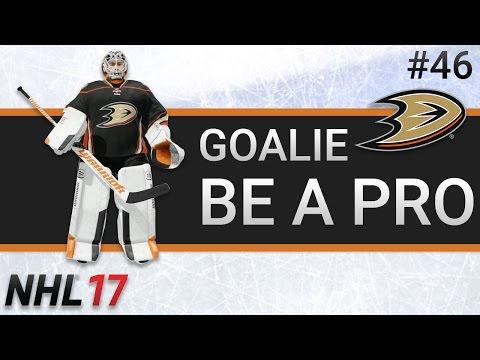 NHL 17 - Goalie Be a Pro #46