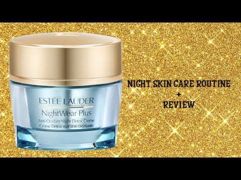 NightWear Plus Anti-Oxidant Night Detox Creme by Estée Lauder #2