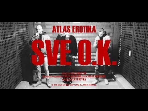 Atlas Erotika - Sve O.K. (Official Phone Video)