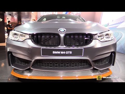Bmw 4 Series Gts Купе класса A - рекламное видео 4
