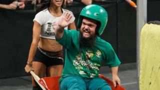 WWE NXT: NXT Rookie Diva Challenge: Wheelbarrow Race