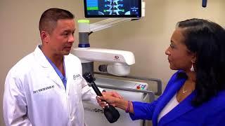 Dr. Vanichkachorn discusses robotic spinal surgery