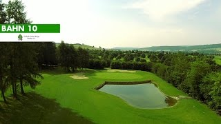 preview picture of video 'Bahn 10 | Golfclub Sieben-Berge Rheden'
