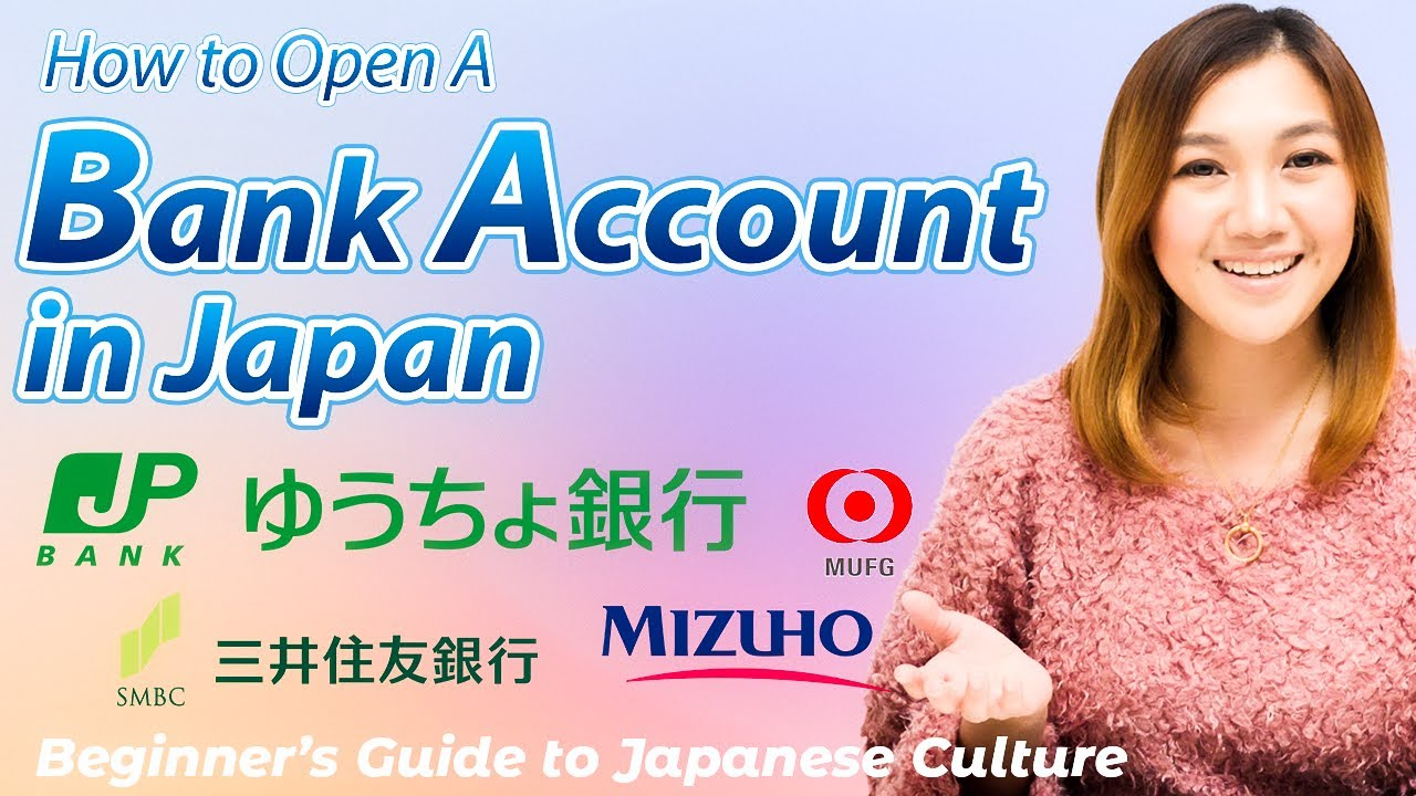 How to Open a Bank Account in Japan | Docs Required | Top 3 Recos for Online or Regular Bank | Etc!