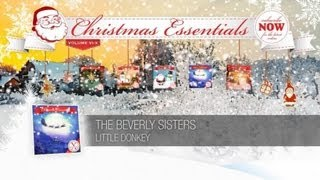The Beverly Sisters - Little Donkey // Christmas Essentials