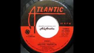 Aretha Franklin - Angel / Sister From Texas - 7″ - 1973