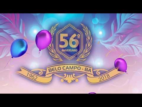 Aniversário de 56 anos de Belo Campo - Dia 2 completo