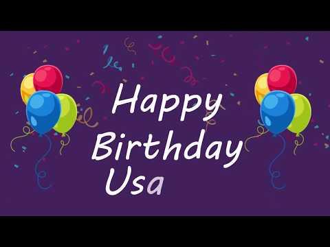 Happy birthday video for kids | Happy Birthday video written on cake | Happy Birth Video for adults