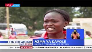 AZMA YA KAYOLE: Kayole Starlets wanajiandaa kwa msimu mpya wa Ligi Kuu ya kina dada