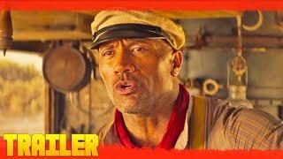 Tráiler Inglés Subtitulado en Español Jungle Cruise