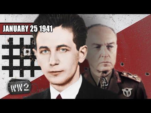 Pád Tobruku a pogrom a povstání v Rumunsku