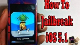 Redsn0w Jailbreak iOS 5 1 1 For iPhone 4S, 4, 3GS, iPad 3, 2