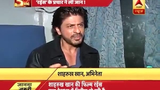 This is how Shah Rukh Khan reacted on death of one during Raees