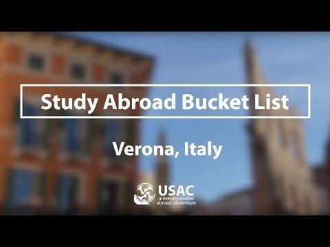 Verona Bucket List, Italy
