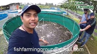 Notification of Biofloc Fishing Trainning Assam 2019